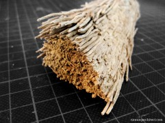 sample of palmwood