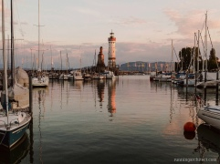 Harbour in Lindau