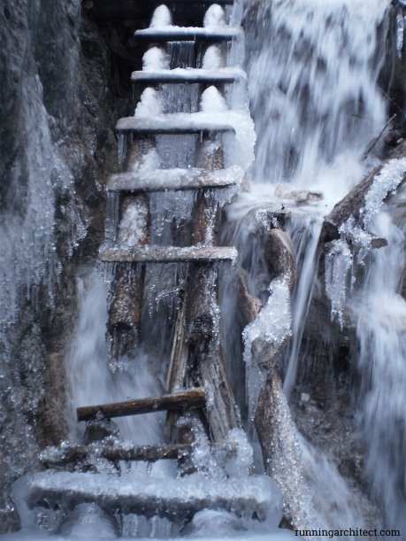 Broken Ladder, Zbojska, Slovakia