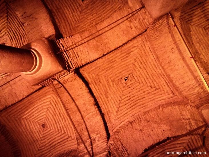 cistern ceiling
