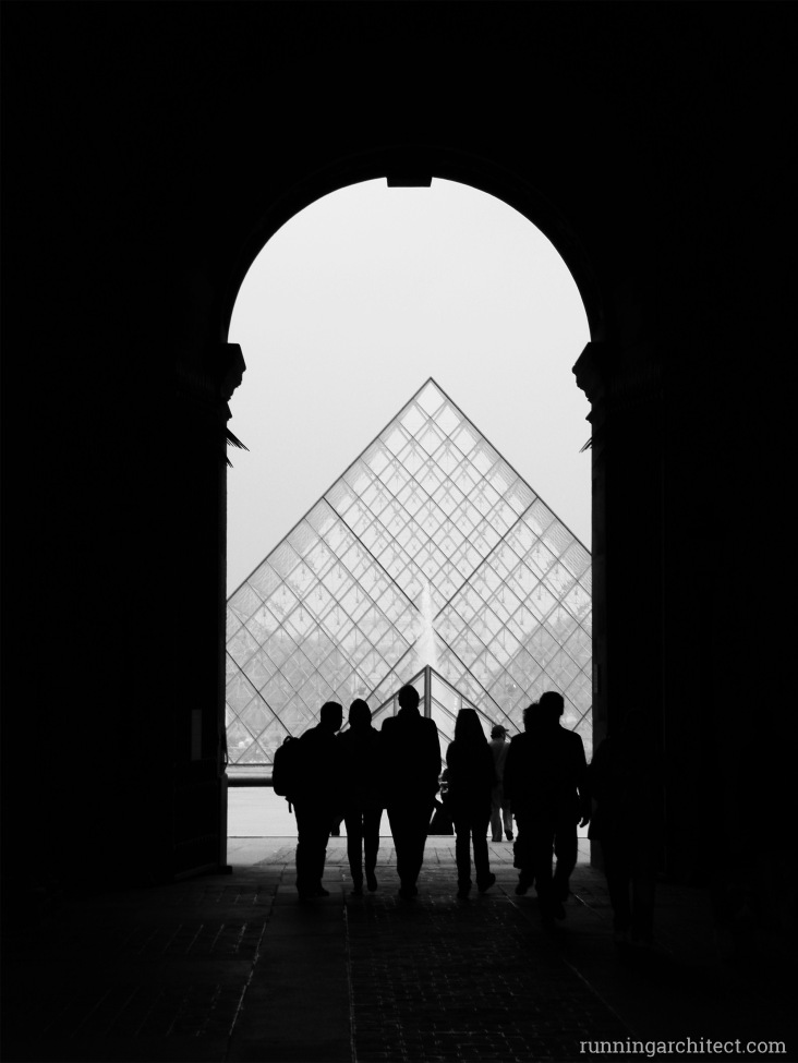 In the Louvre, Paris