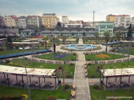 the park in the cisten of aspar