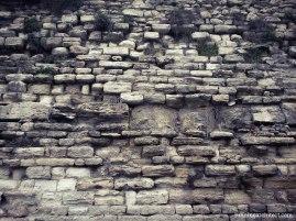 wall of cistern of aspar