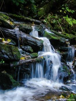 little waterfall, Predajna, Slovakia