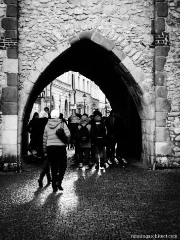 florian citywall gate