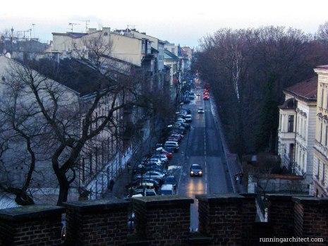 ringstreet in krakow