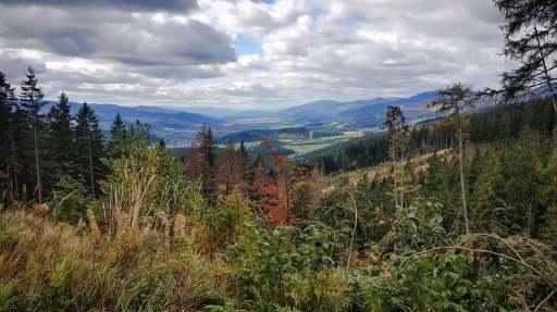Horehronie valley